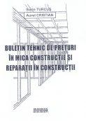 Buletin tehnic de preturi in mica constructie si reparatii in constructii