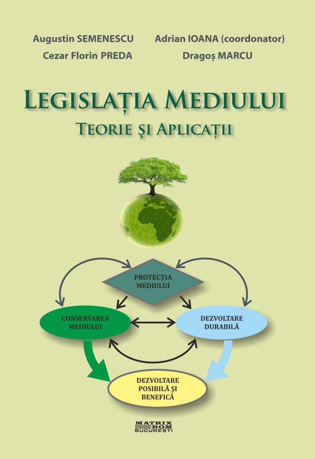 Legislatia mediului - Teorie si aplicatii