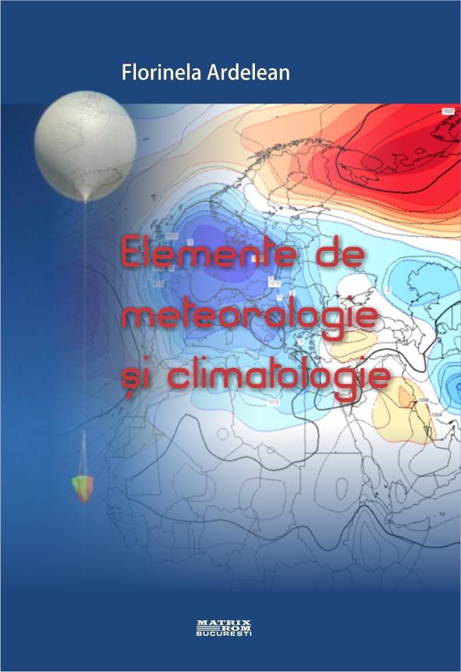 Elemente de meteorologie si climatologie