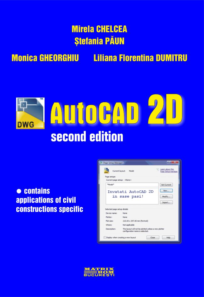 Autocad 2d second edition
