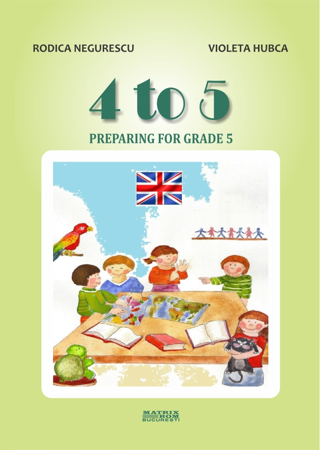 4 to 5 Preparing for Grade 5