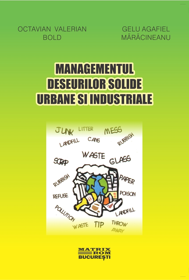 Managementul deseurilor solide urbane si industriale