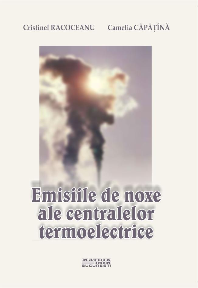 Emisiile de noxe ale centralelor termoelectrice