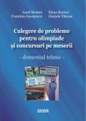 Culegere de probleme pentru olimpiade si concursuri de meserii