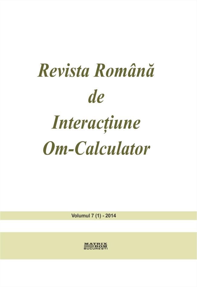 Revista Romana de Intarctiune Om-Calculator vol. 7