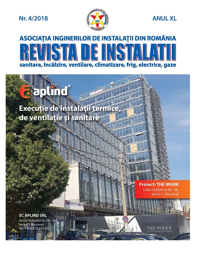 Revista de instalatii nr.4/2018