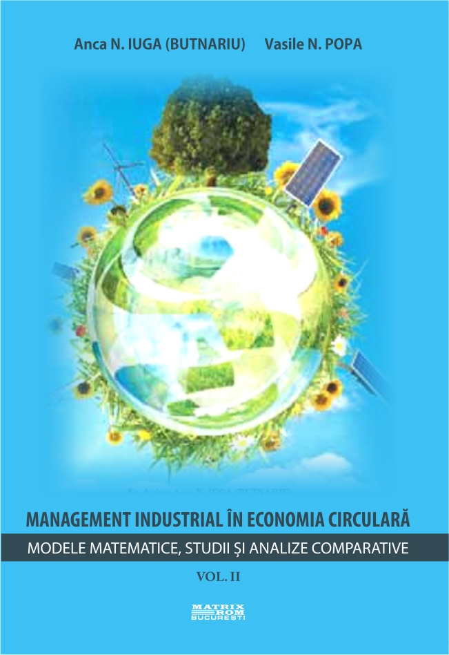 Managmentul industrial in economia circulara vol. 2