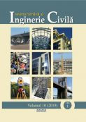 Revista de Inginerie Civila vol. 10
