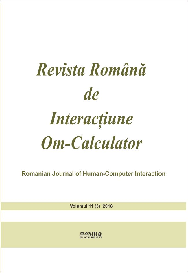 Revista Romana de Interactiune Om-Calculator