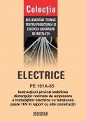 Instructiuni privind stabiliarea distantelor normate de amplasare a installatiilor electrice cu tensiunea 1 kvV in raport cu alte constructii
