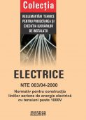Normativ pentru constructia liniilor aeriene de energie electrca cu tensiuni peste 1000v - Nte003/04-2000