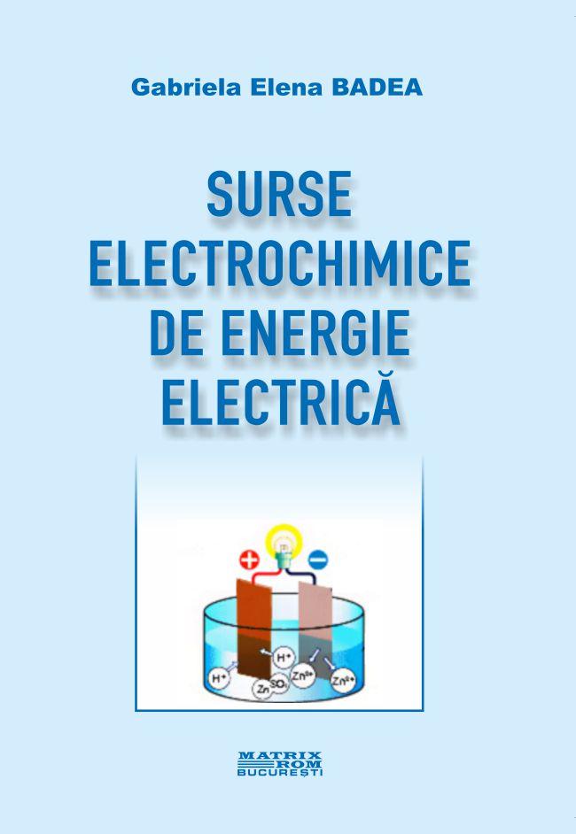 Sursa Electrochimice de energie electrica