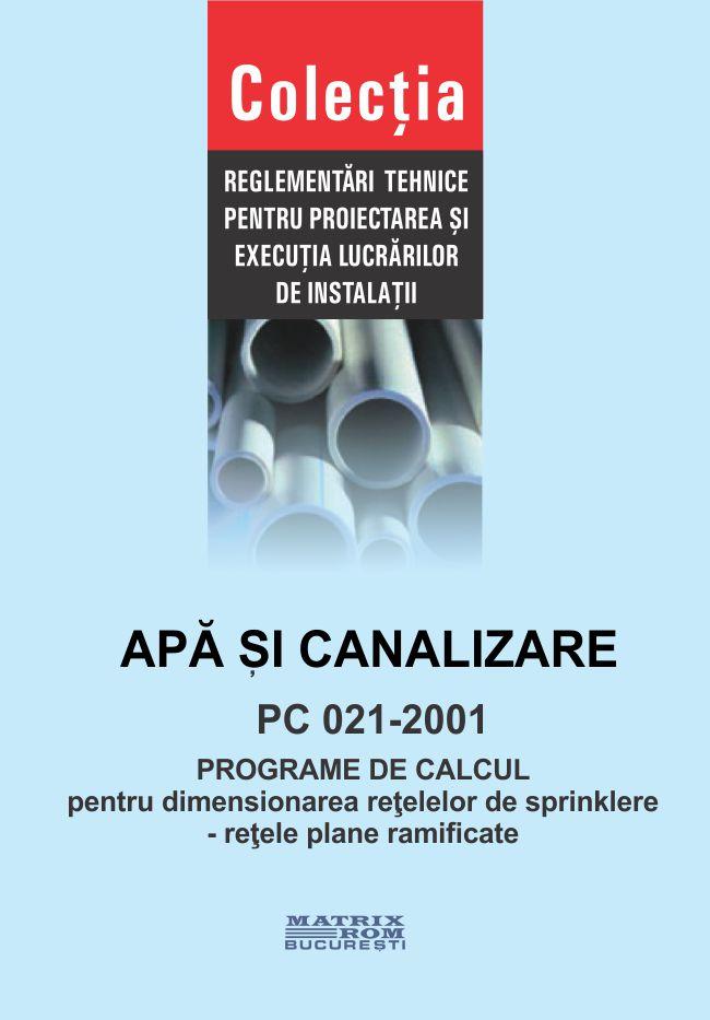 Apa si Canalizare PC-021