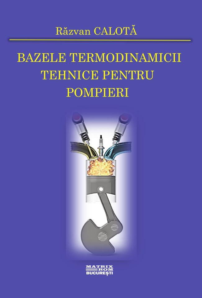 Bazele termodinamicii tehnice pentru pompieri