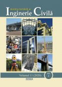 Revista romana de - Inginerie Civila vol. 11
