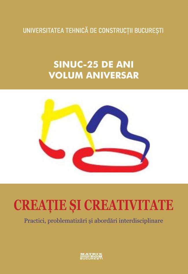 SINUC-24 de ani Volum Aniversar Creatie si Creativitate